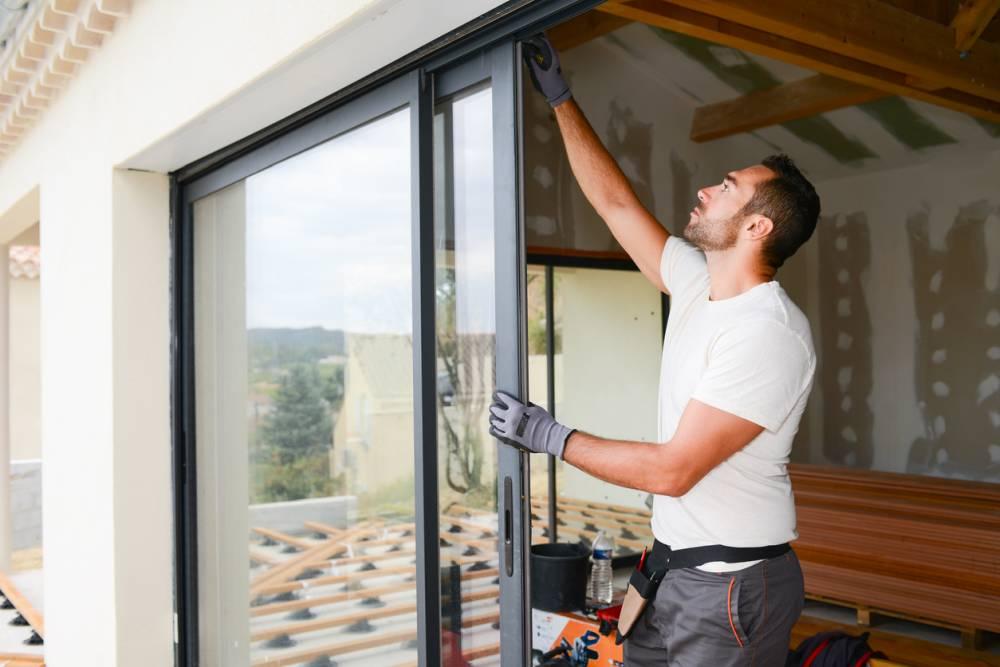Hurricane windows installation